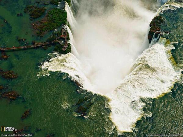شلالات الأرجنتين