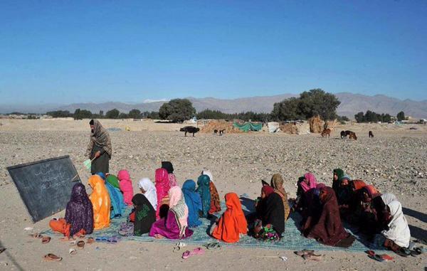التعليم في فغانستان