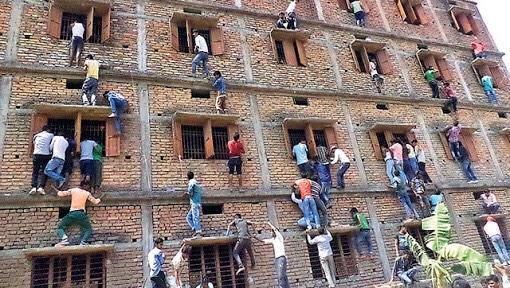 غش جماعي في الهند