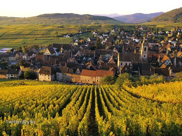 قرية فرنسية