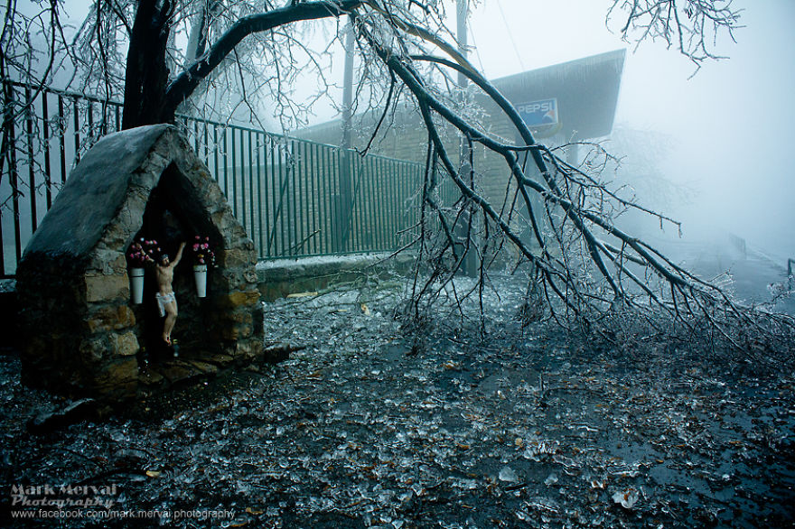 عاصفة في بودابست
