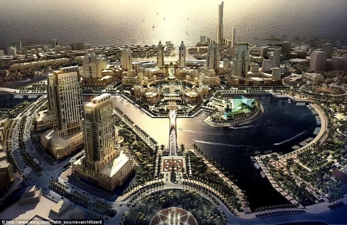 مدينة اقتصادية