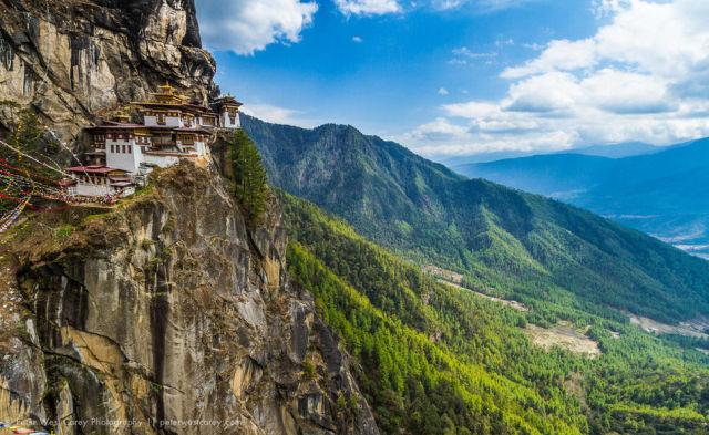 عش النمر – بوتان