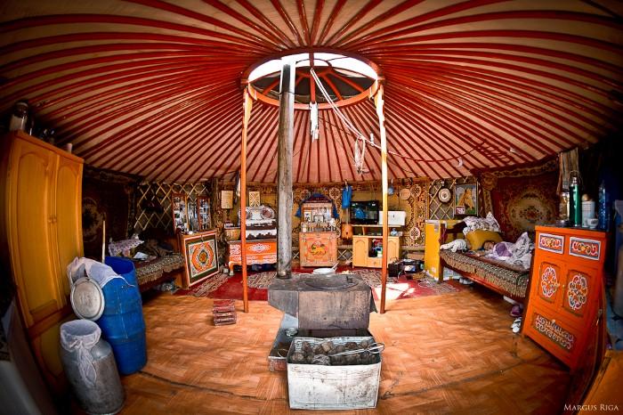 منزل منغولي2