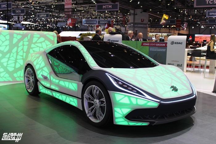 سيارات 2015 في جنيف هذا العام