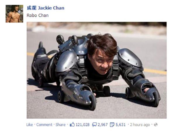 حقائق لا تعرفها عن جاكي شان
