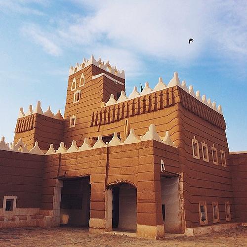 قصر إمارة نجران