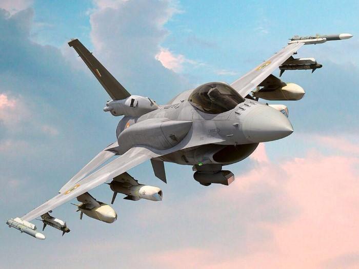 صورة لإحدى طائرات