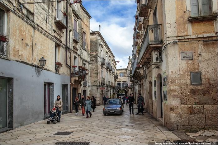 مدينة إيطالية تتمسك بطابع العصور القديمة