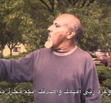 فيديو : مبتعث وسط الزحام