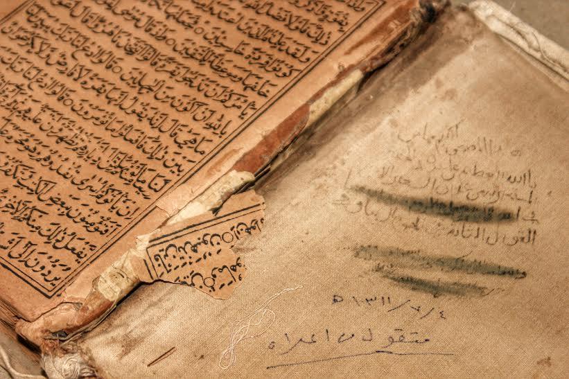 مواطن في فيفاء يحول منزله الى متحف أثري جزان