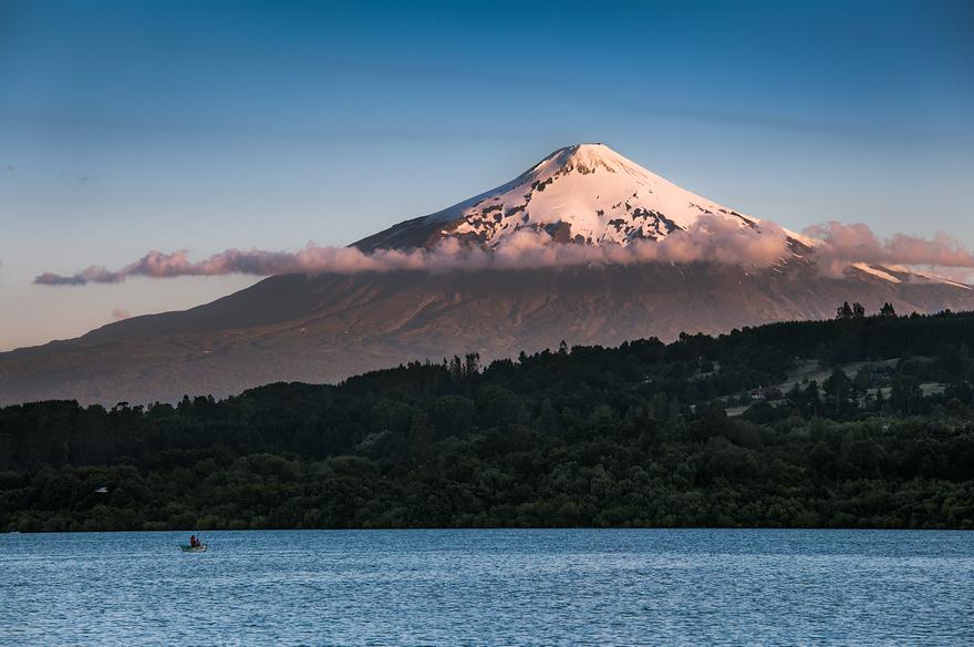 رحلة من تشيلي إلى الأرجنتين