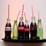 تصميم زجاجة كوكا كولا
