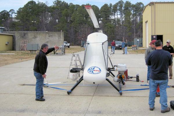 Autonomous Rotorcraft Sniper System