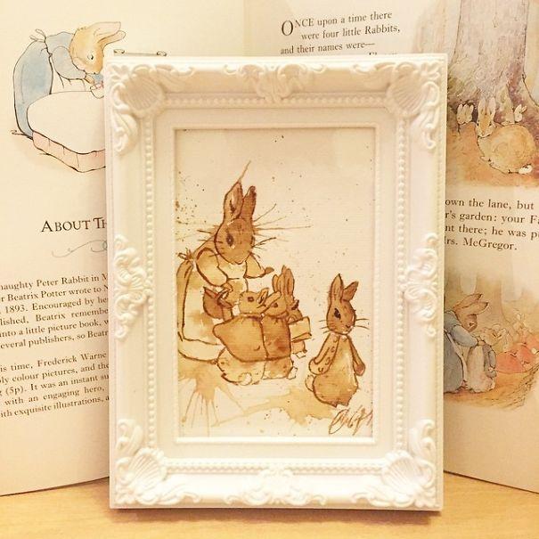 Beatrix Potters' Peter Rabbit