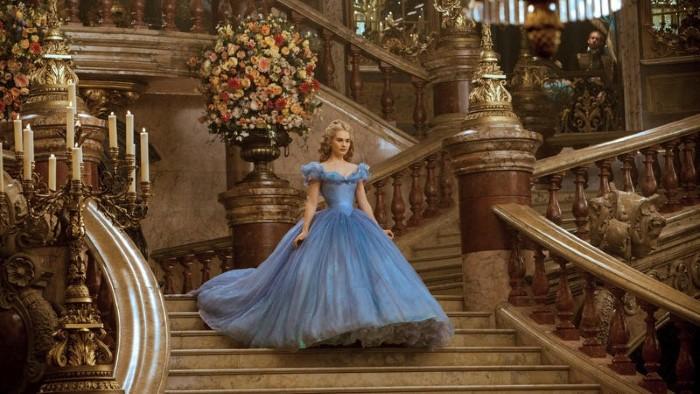أفلام البوكس أوفيس لهذا الأسبوع Cinderella