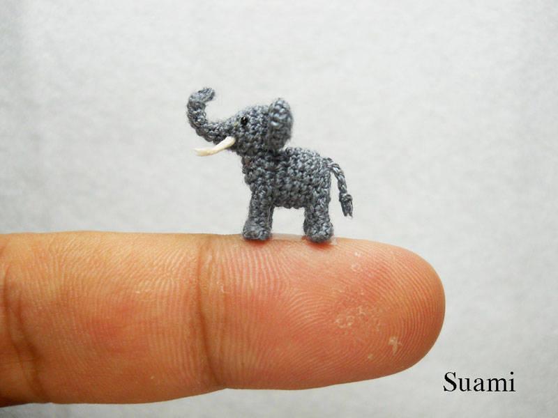 Crocheted Tiny Animals  10