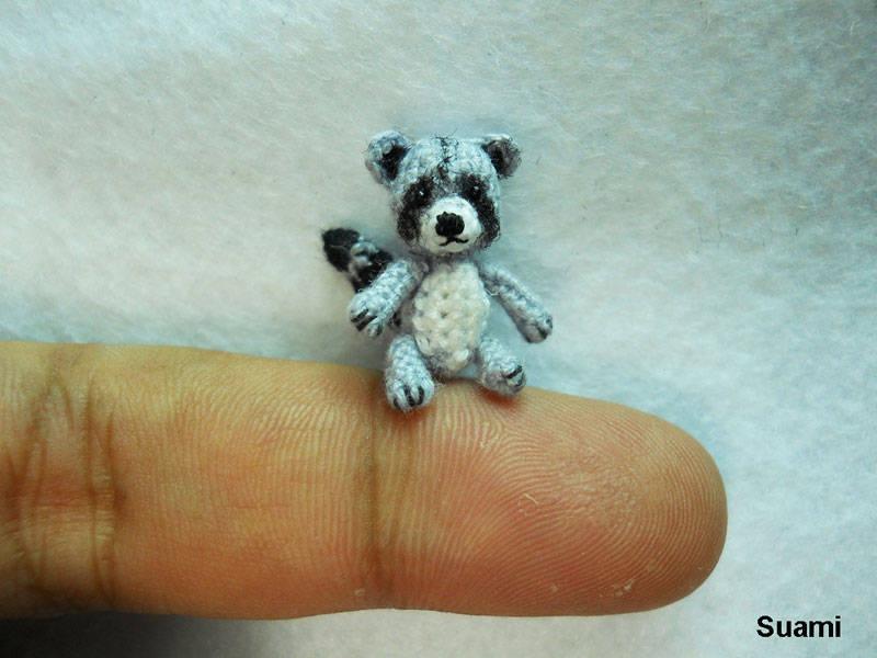 Crocheted Tiny Animals  6