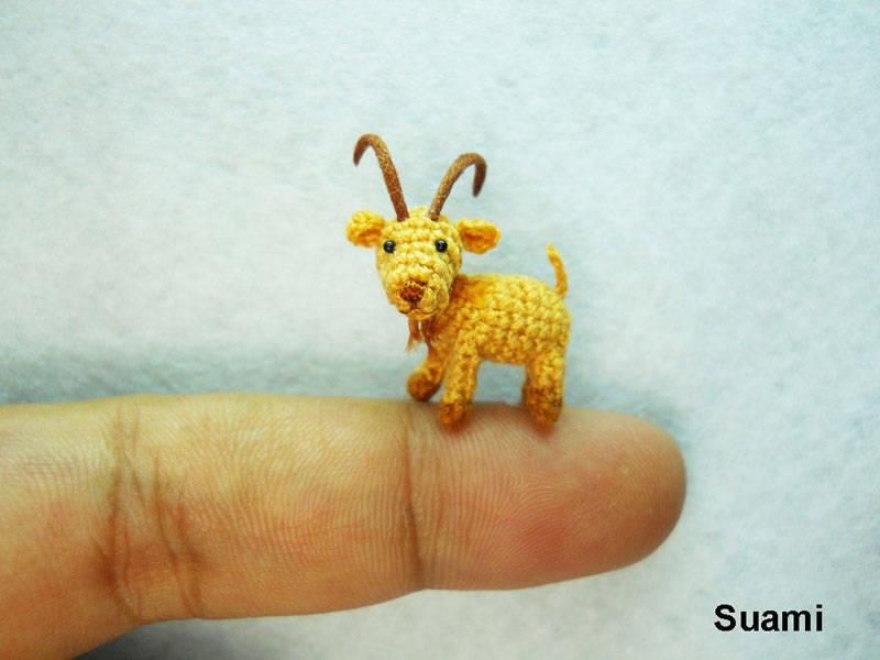 Crocheted Tiny Animals  7