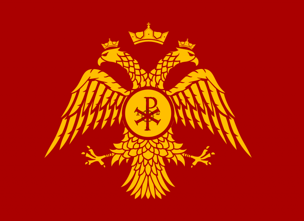 Flag of the Roman Empire East