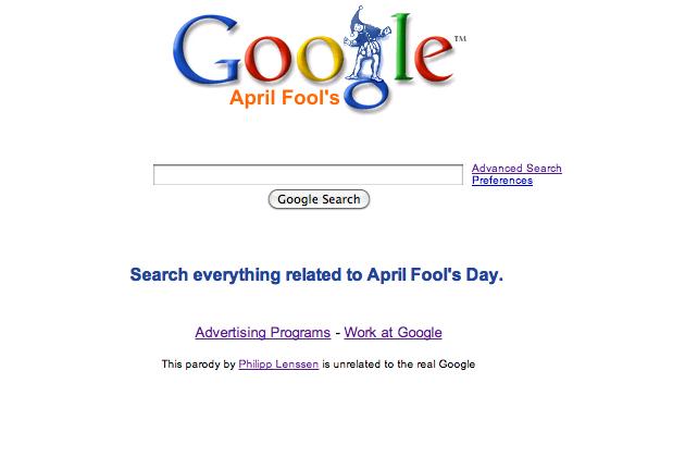 Google-Fools-Day