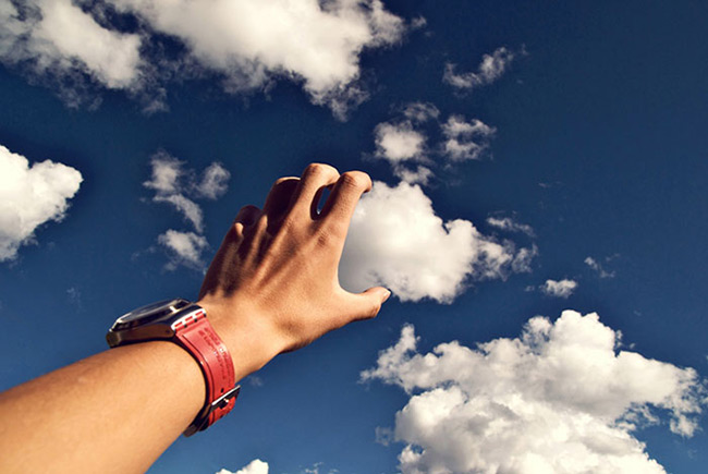 Grabbing The Sky