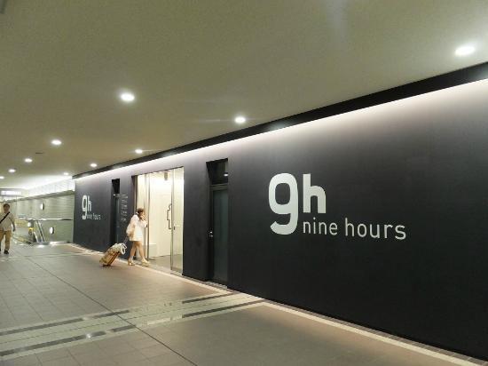 Nine Hours hotel