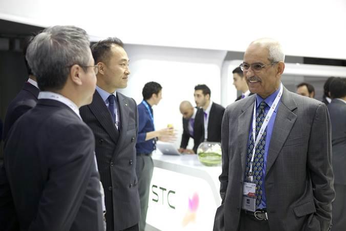 STC تستعرض تجاربها الرائدة في المؤتمر العالمي لأنظمة الاتصالات المتنقلة