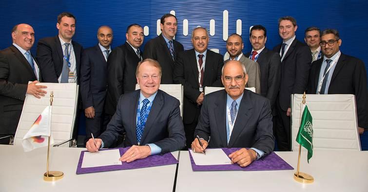 STC و سيسكو يتعاونان لبناء ثلاثة مراكز للبيانات لتسريع نمو الأعمال بالمملكة