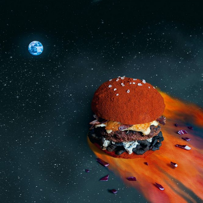 The End Of The World Burger