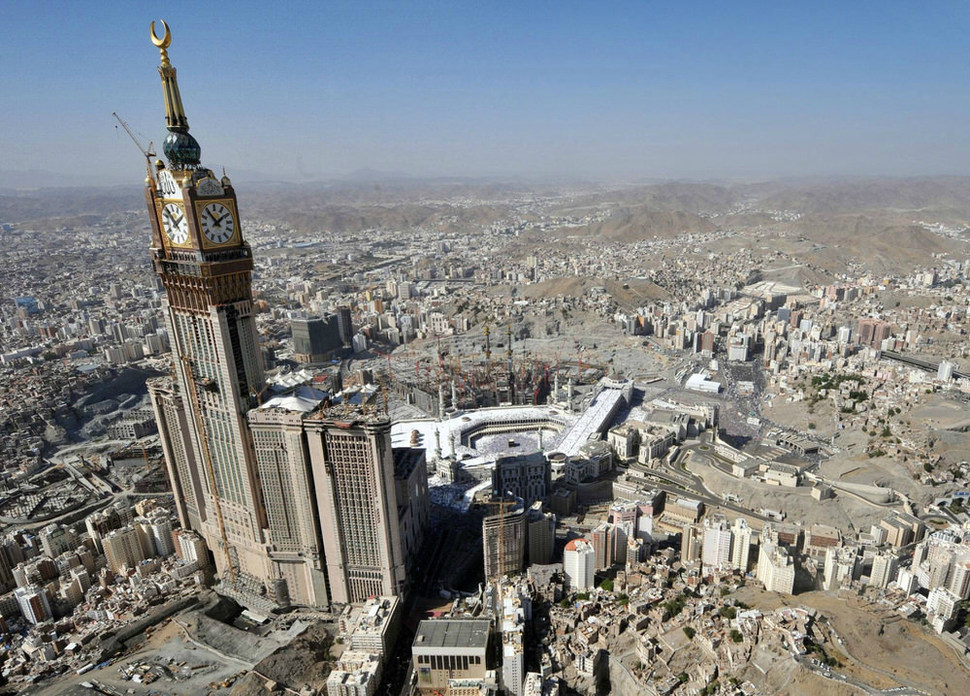 The Kaaba 2