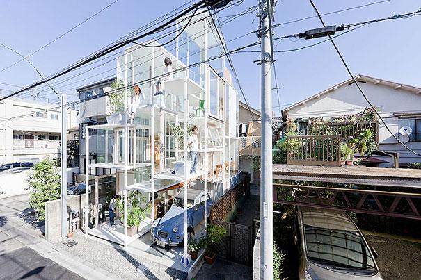 Transparent House 3