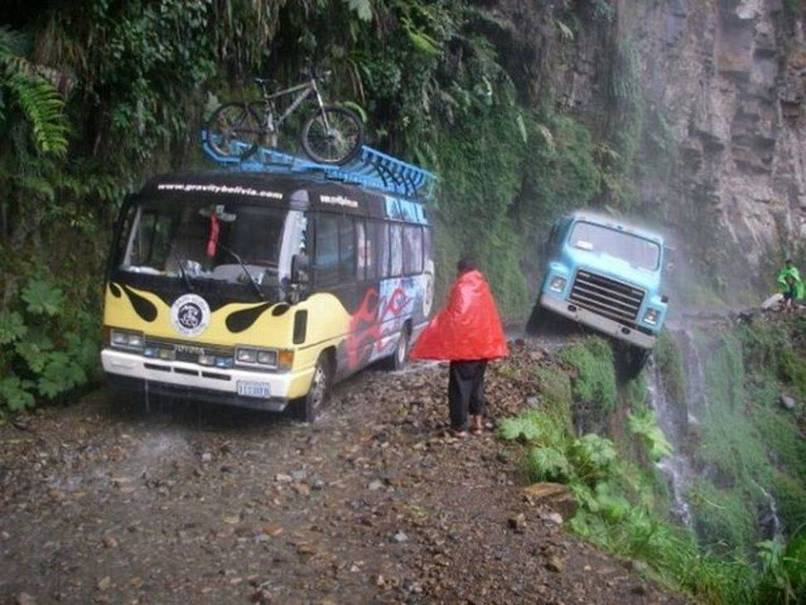 Yungas Road  2