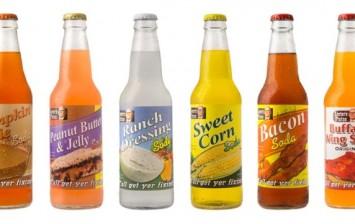 bizzare soft drinks