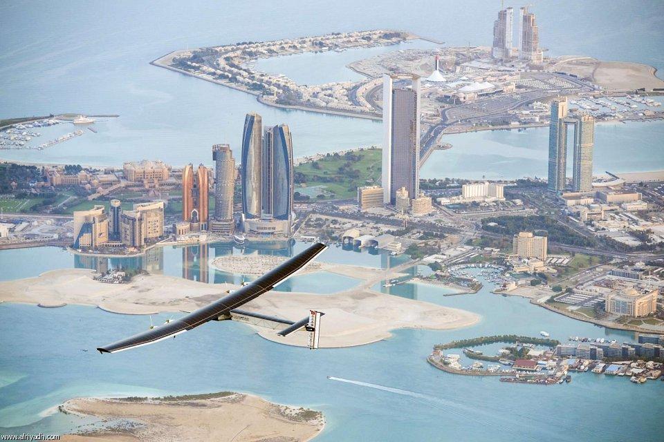 طائرة solar impulse