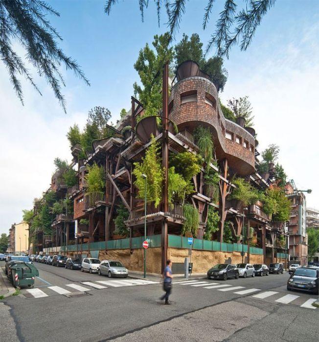 منزل 150 شجرة