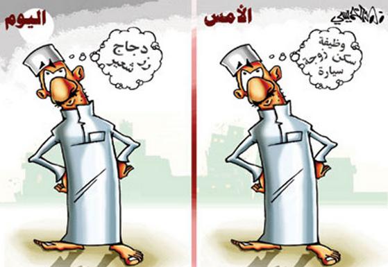 ارتفاع الأسعار فهد الخميسي
