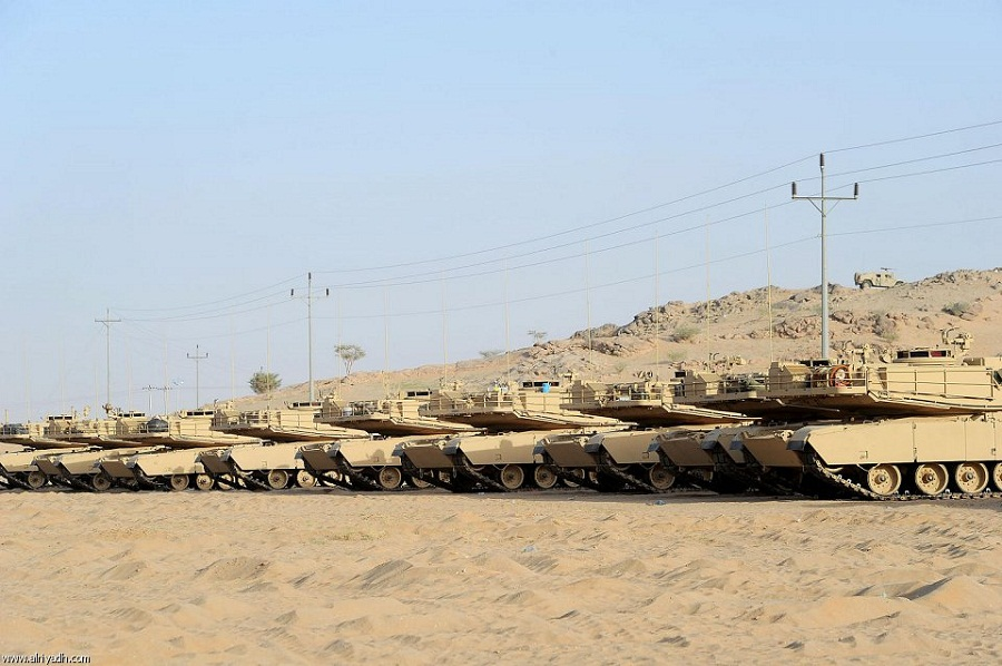 حرس الحدود السعودي