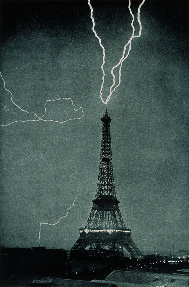 صورة لبرج إيفل