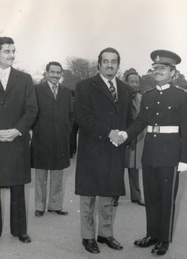 تخرج الأمير سلطان بن فهد