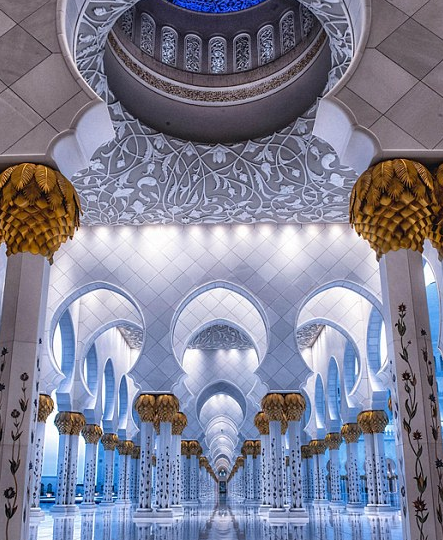 جامع الشخ زايد2