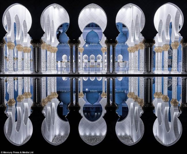 جامع الشيخ زايد الكبير2