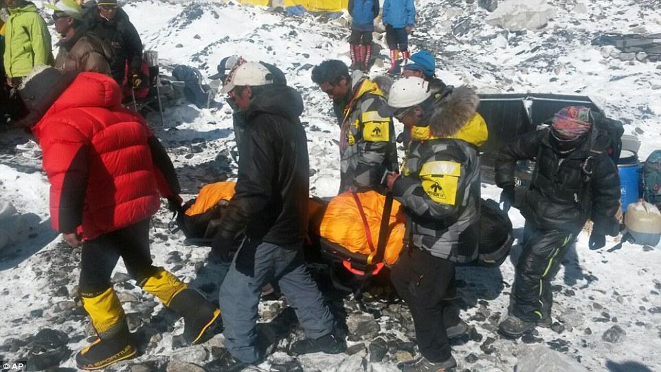 جبل إفرست 8