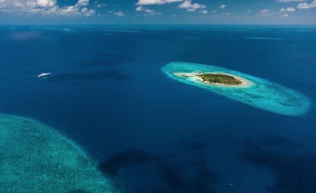 جزر غير مأهولة