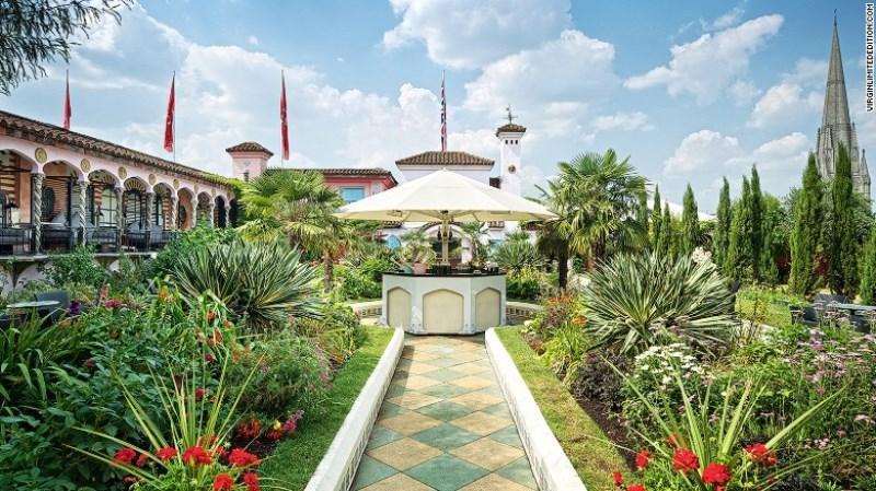 حديقة Kensington Roof Gardens