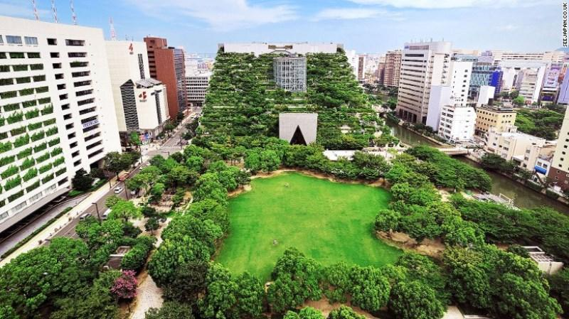 الحدائق ACROS