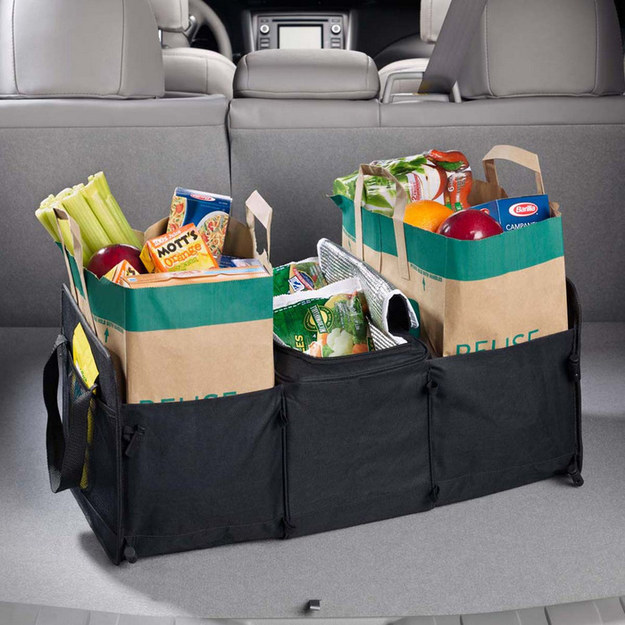 حقيبة مبردة لأغراض التسوق