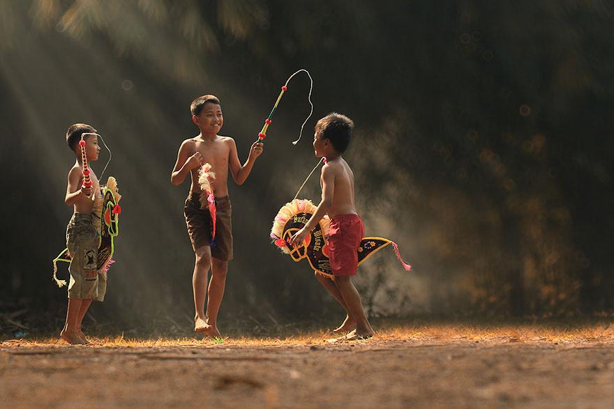 حياة سكان اندونيسيا 10
