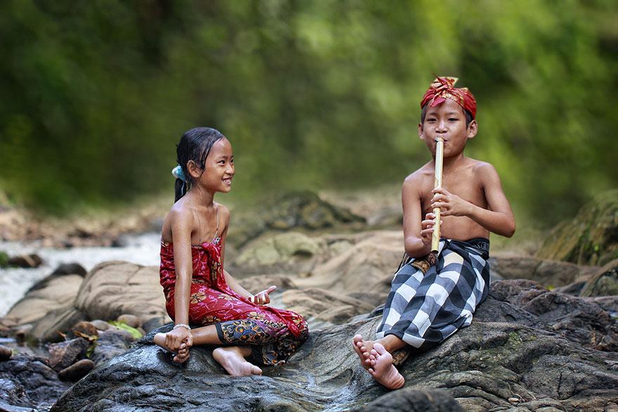 حياة سكان اندونيسيا 11