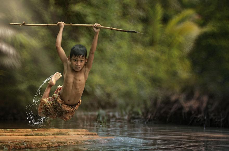 حياة سكان اندونيسيا 12